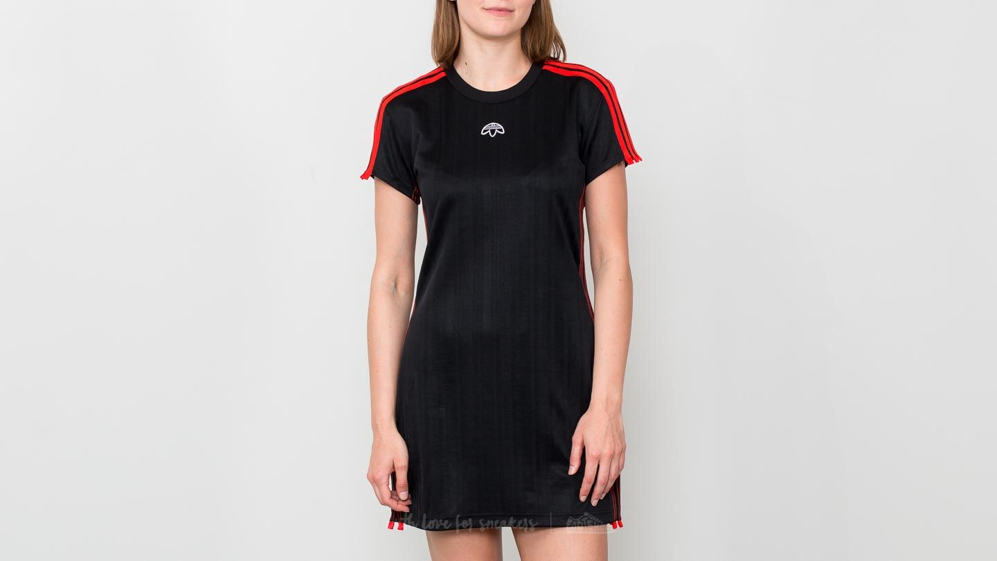 adidas x Alexander Wang Crew Black Core Red | Footshop