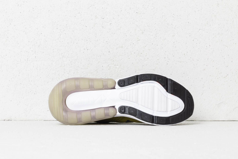 Nike Air Max 270 Flyknit Olive Flak Black Sepia Stone | Footshop