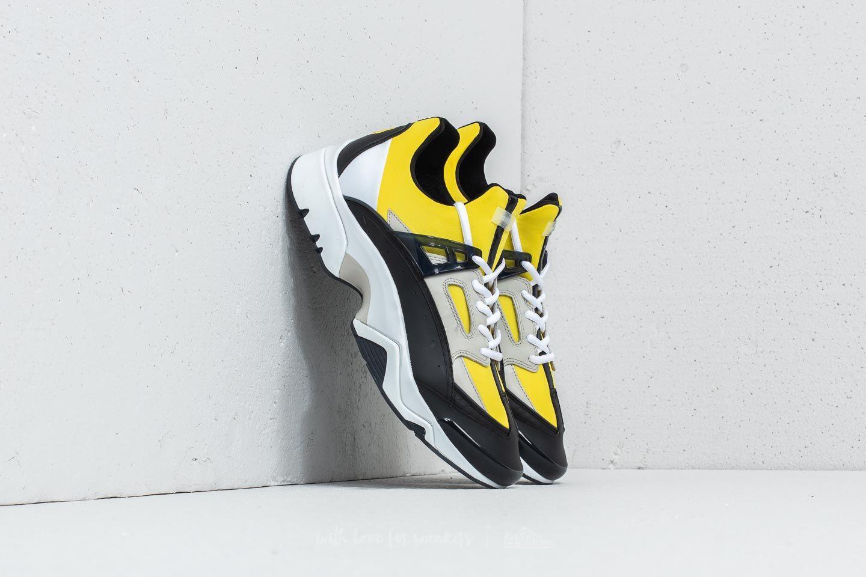 Kenzo Sonic Basket Yellow