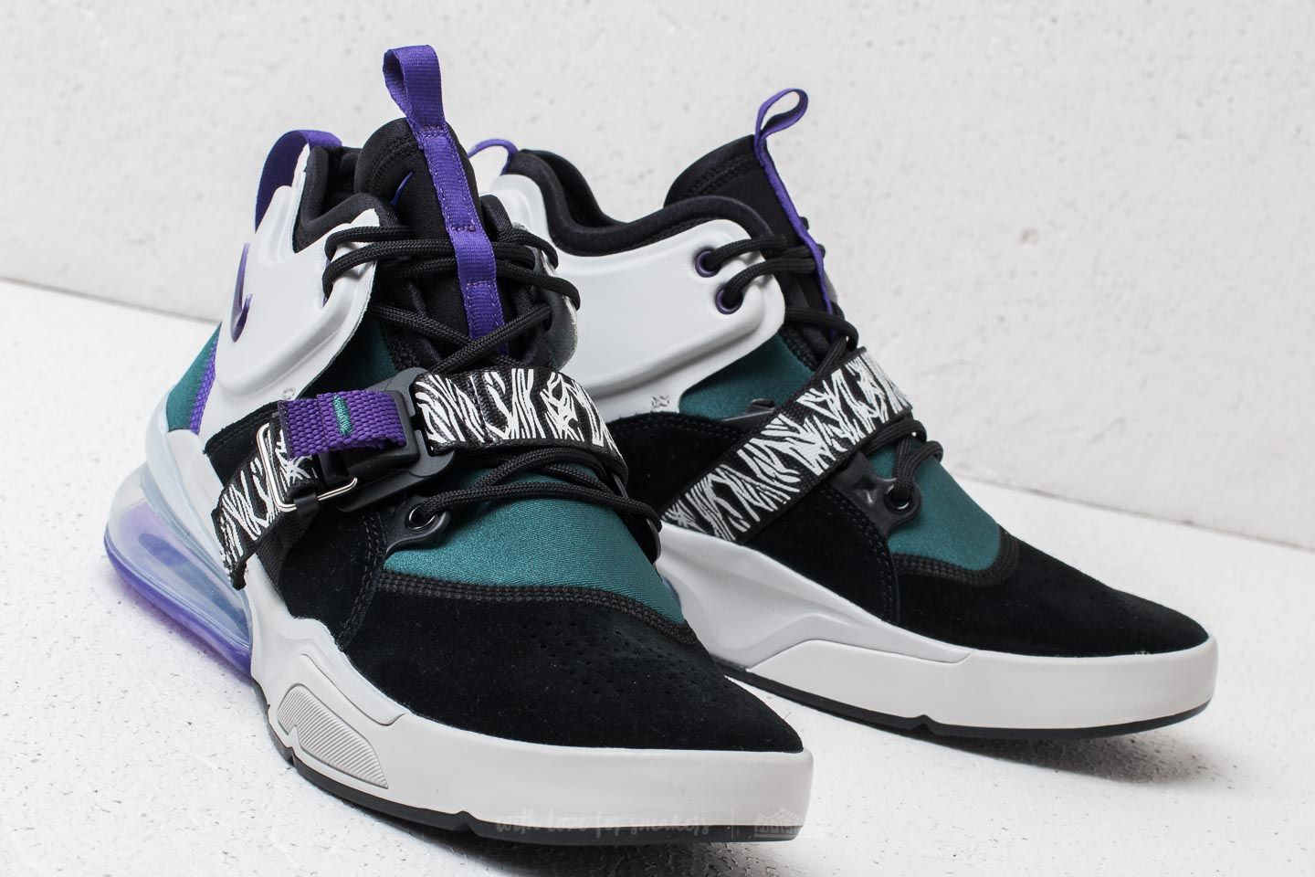 Nike Air Force 270 Black  Court Purple at a great price 169 € buy at 657f4727869