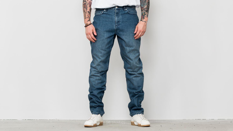 A.P.C. Baggy Jeans Indigo za skvělou cenu 2 240 Kč koupíte na Footshop.cz