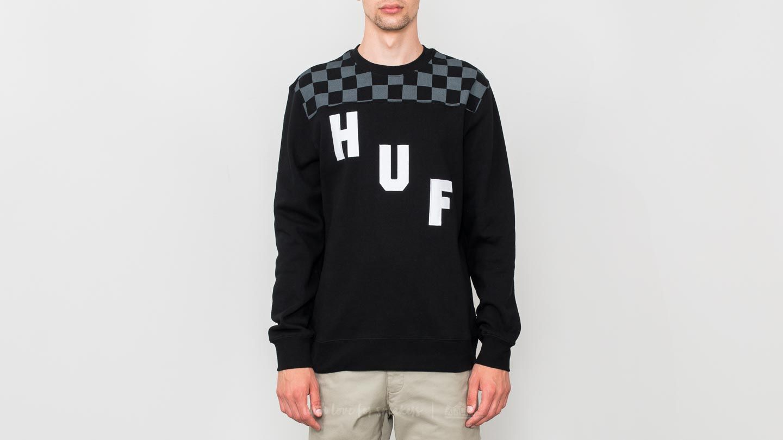 HUF Blackout Crew Black za skvělou cenu 1 390 Kč koupíte na Footshop.cz