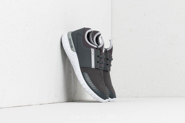 Supra Flow Run Dark Grey-Light Grey za skvělou cenu 1 790 Kč koupíte na Footshop.cz