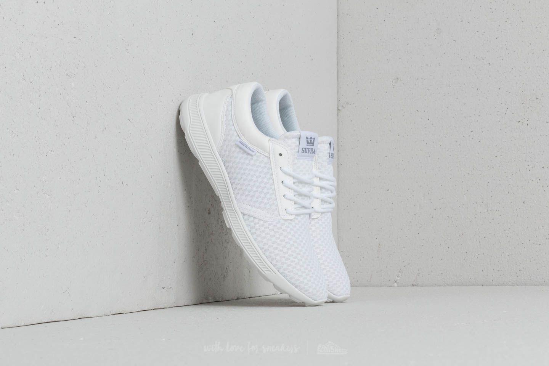Supra Hammer Run White/ White-White
