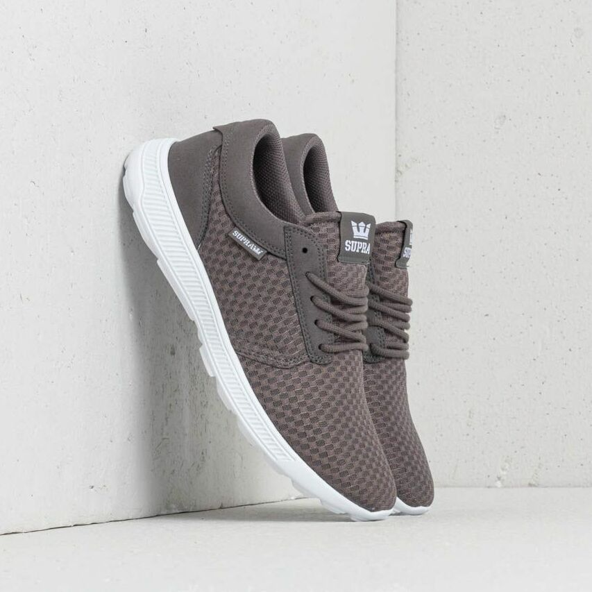 Supra Hammer Run Grey/ White EUR 45.5