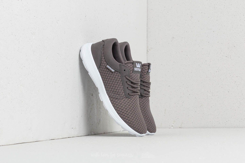 Supra Hammer Run Grey/ White za skvělou cenu 1 330 Kč koupíte na Footshop.cz