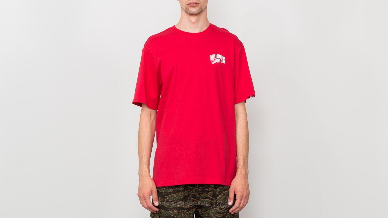 Billionaire Boys Club Small Arch Logo T-Shirt Red za skvělou cenu 1 290 Kč koupíte na Footshop.cz