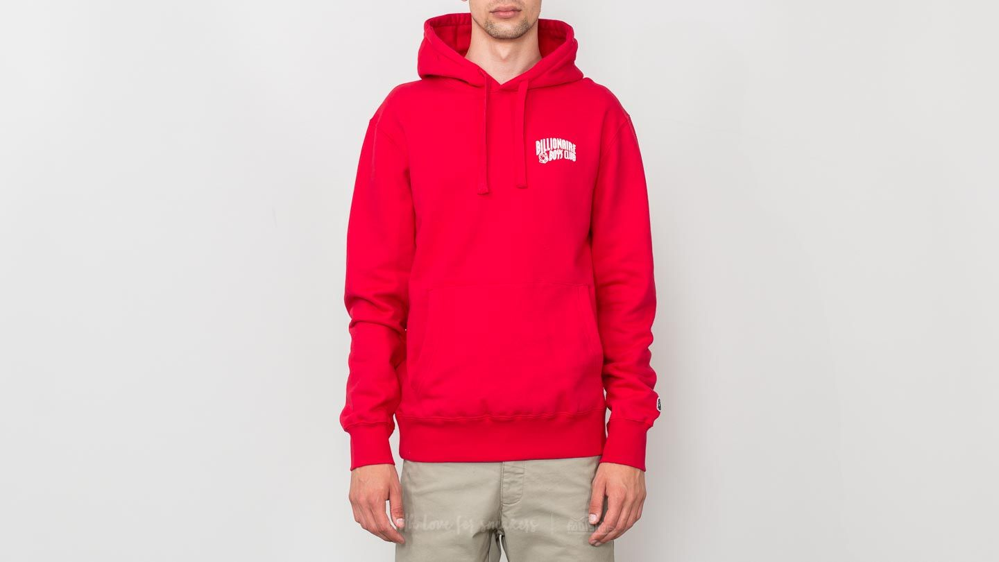 Billionaire Boys Club Small Arch Logo Hooded Sweat