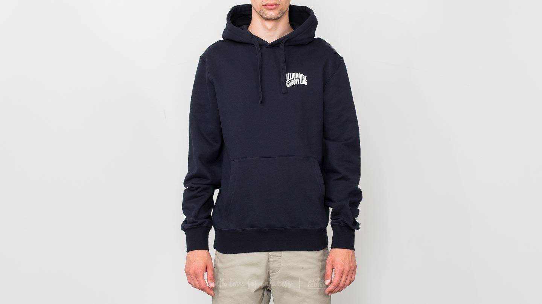 Billionaire Boys Club Small Arch Logo Hooded Sweat Navy za skvělou cenu 1 690 Kč koupíte na Footshop.cz