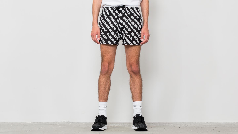 WOOD WOOD Callum Shorts Black Nosome za skvělou cenu 1 090 Kč koupíte na Footshop.cz