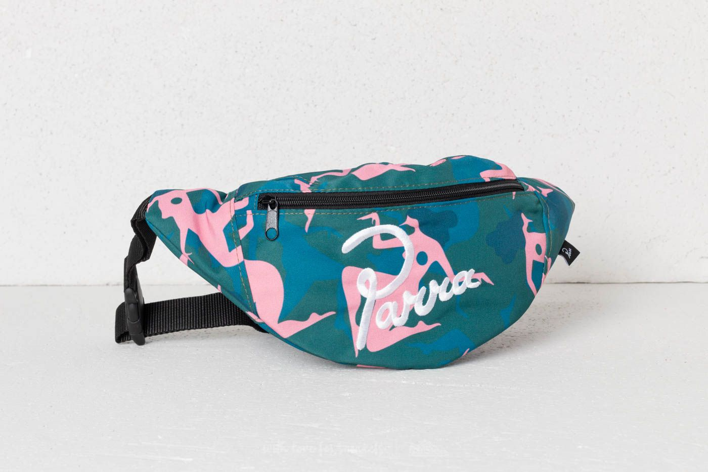 by Parra Musical Chairs Waist Pack Green