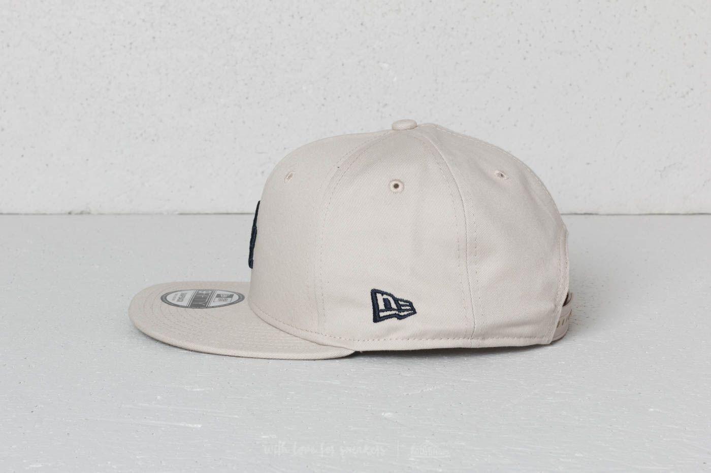 New Era 9Fifty MLB League Essential Los Angeles Dodgers Cap Satin  Navy at  a great 9a5ba260bd