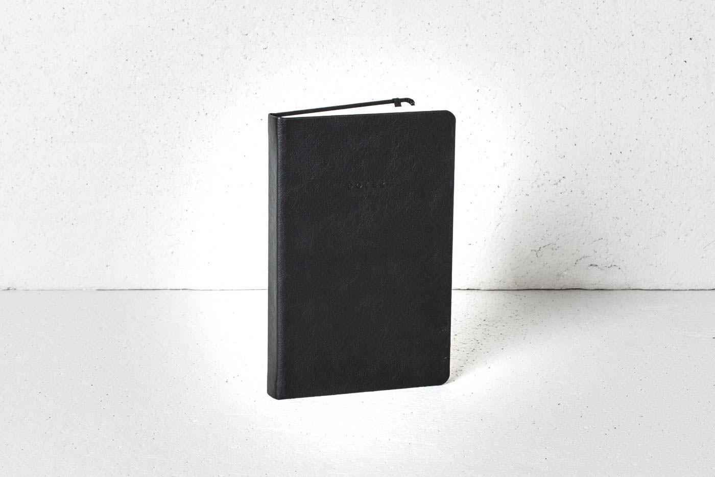 Ostatní Doller NJ Motivation Diary Black