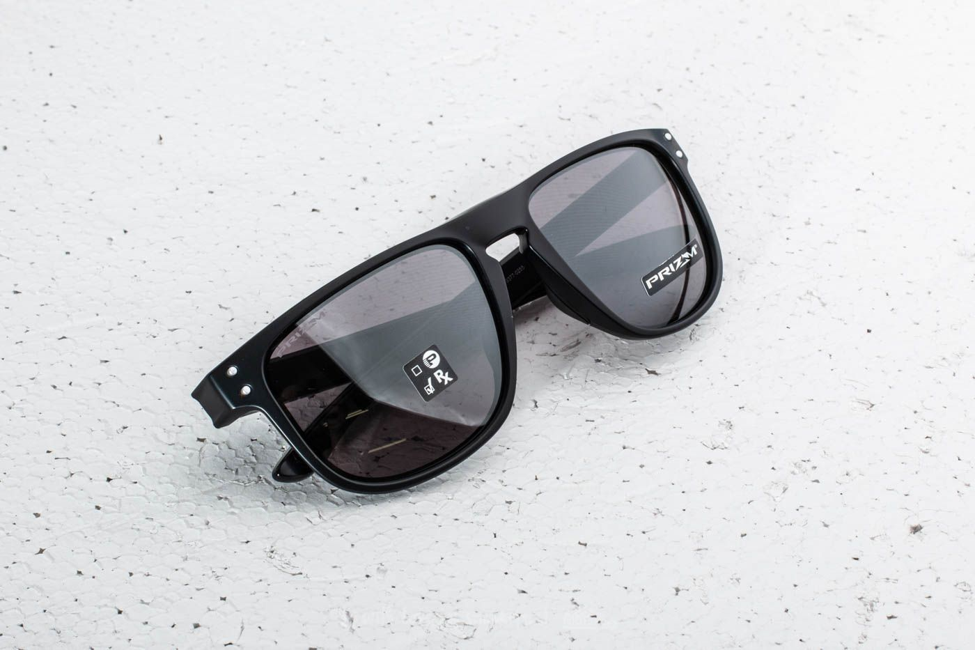 9fe911c364 Oakley Holbrook R Matte Black  Prizm Black Iridium