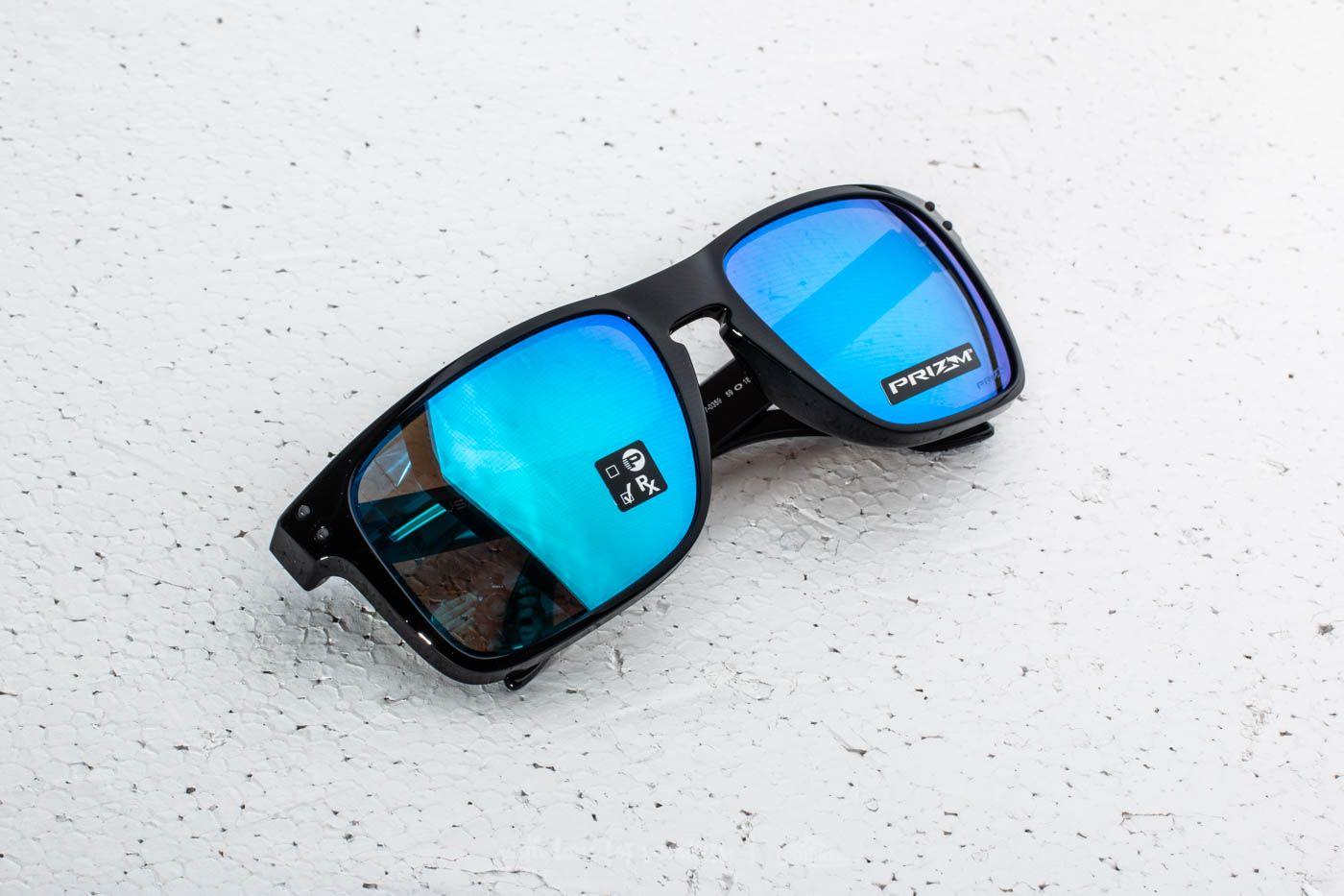 Oakley Holbrook XL Polished Black  Prizm Saphire Iridium  949ccb0ff4a