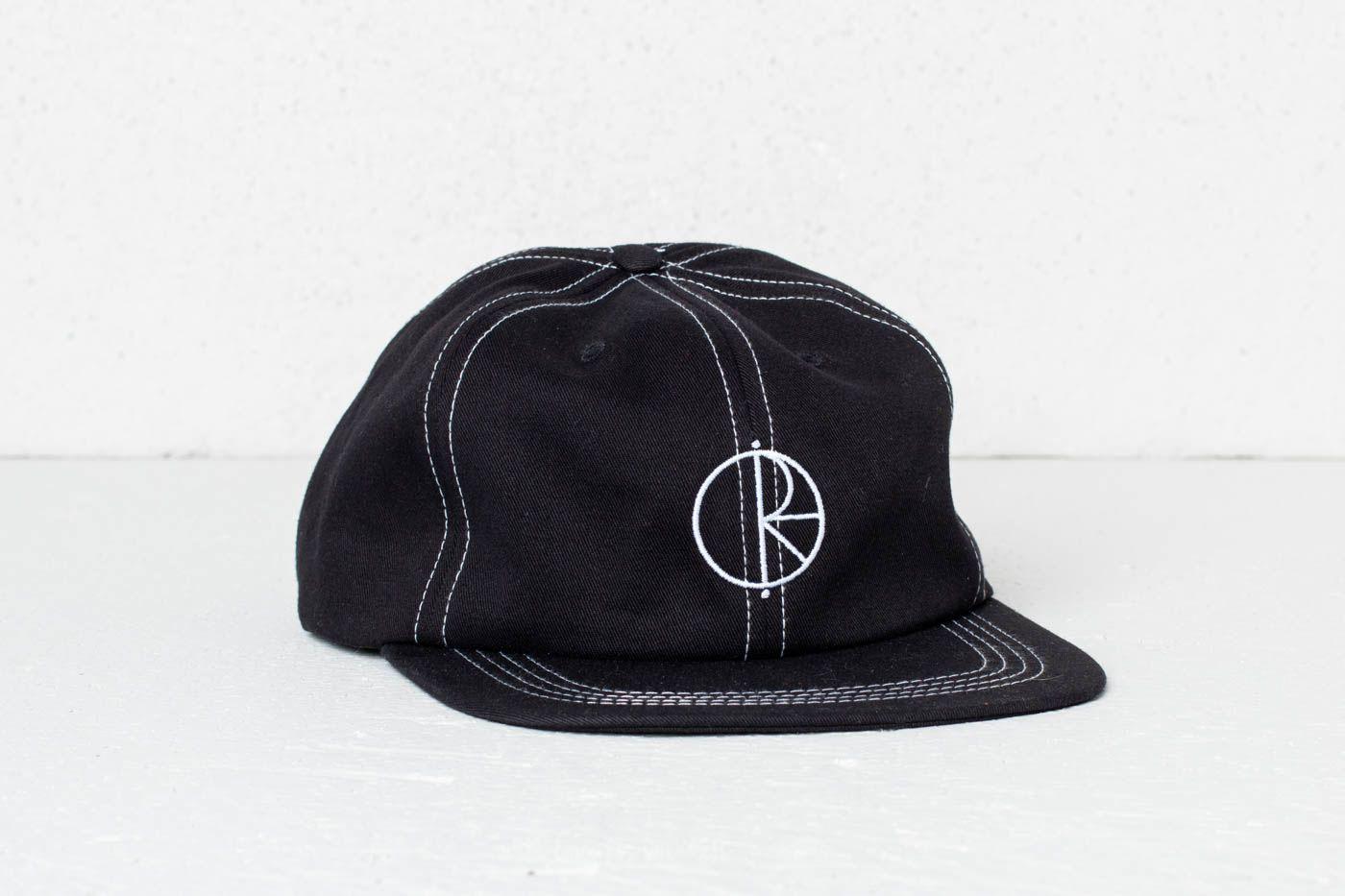 Polar Skate Co. Contrast Cap Black za skvělou cenu 520 Kč koupíte na Footshop.cz