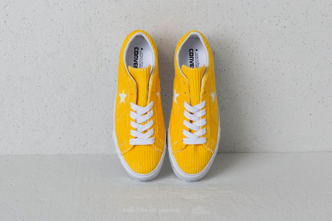 bd30dd4bf98 Converse x Mademe One Star Platform OX Vibrant Yellow at a great price 81 €  bestell