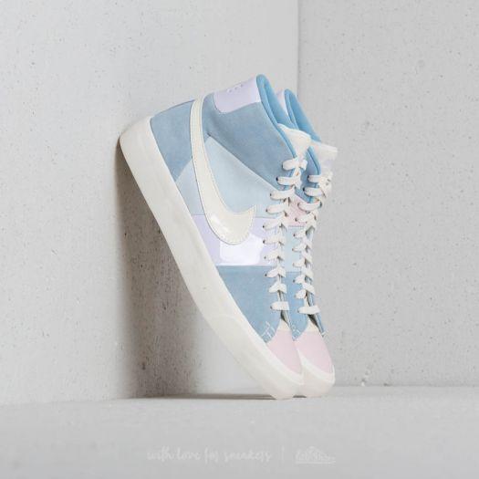 Hacer las tareas domésticas Síguenos Anticuado  Men's shoes Nike Blazer Royal Easter QS Artic Pink/ Sail-Leche Blue