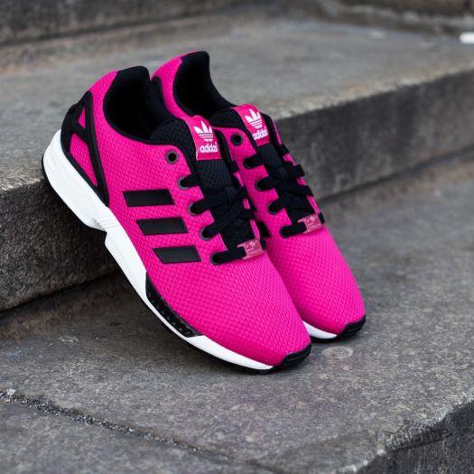 adidas ZX FLUX Bold PinkCore Black | Footshop