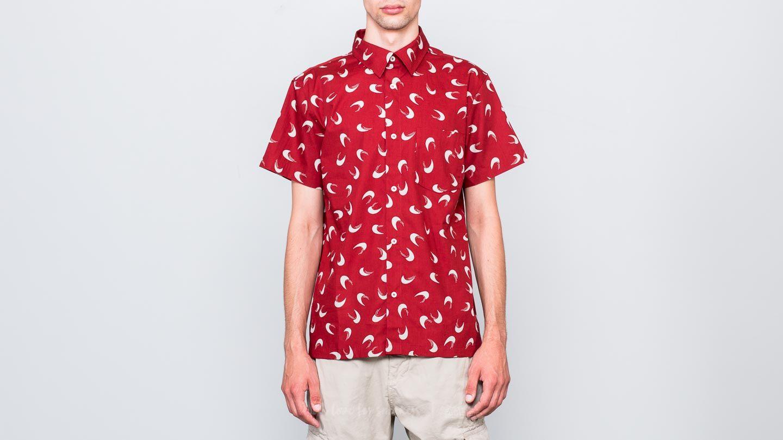 A.P.C. Cippi Shortsleeve Shirt Red Print za skvělou cenu 1 890 Kč koupíte na Footshop.cz