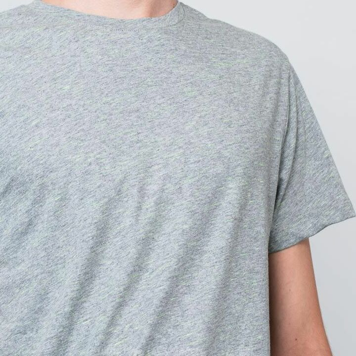 A.P.C. Jimmy T-Shirt Heathered Grey, Gray