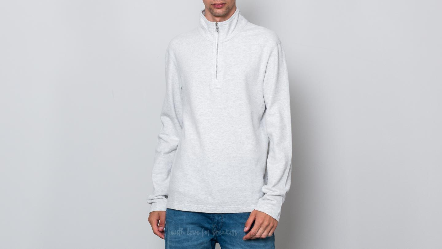 Reigning Champ Terry Half Zip Pullover