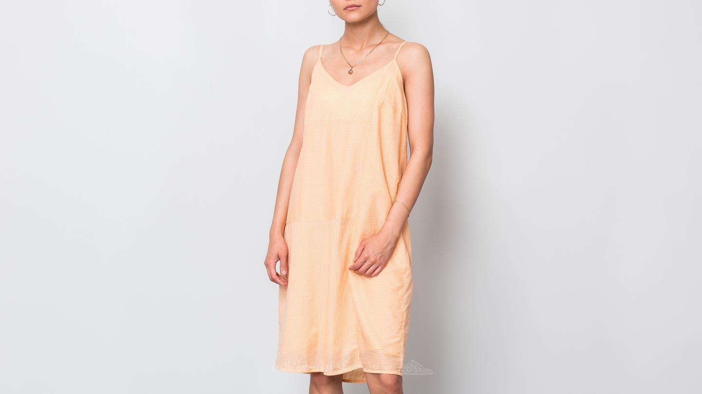 SELECTED Jana Strap Dress Apricot Ice za skvělou cenu 570 Kč koupíte na Footshop.cz