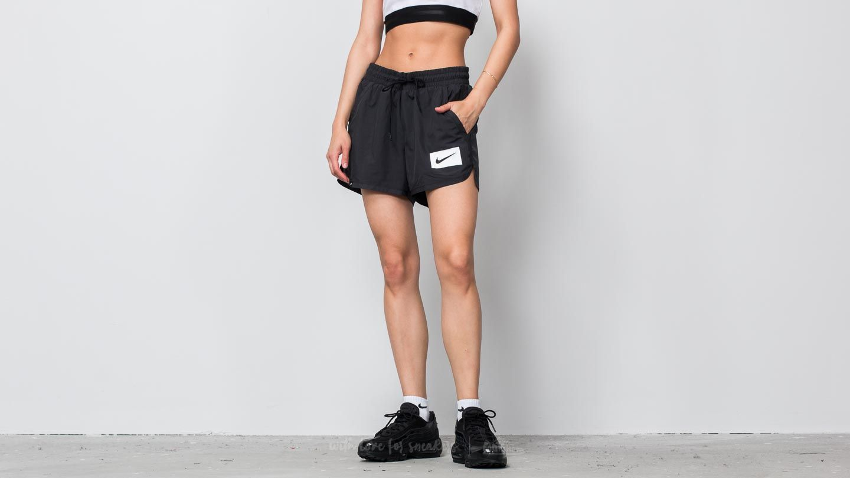 c3d3367f Nike Sportswear Mesh Swoosh Short Black | Footshop