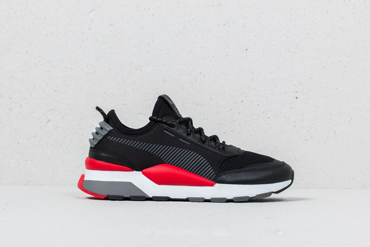 Puma RS-0 Play Black  High Risk Red  White at a great price 295caee26