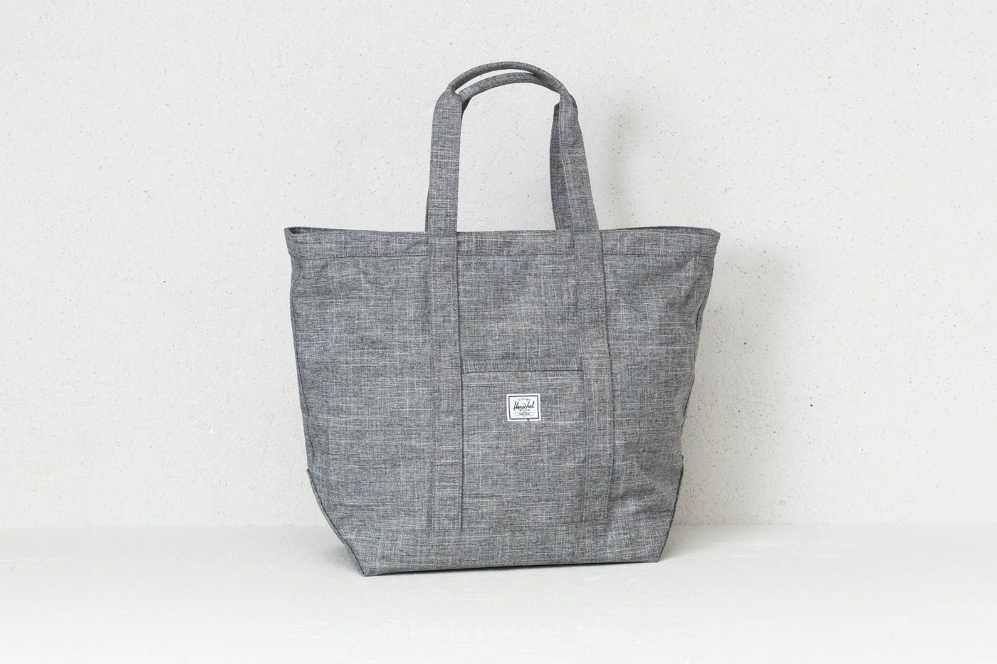 a3a6088b5745 Herschel Supply Co. Bamfield Mid-Volume Tote Raven Crosshatch at a great  price 69