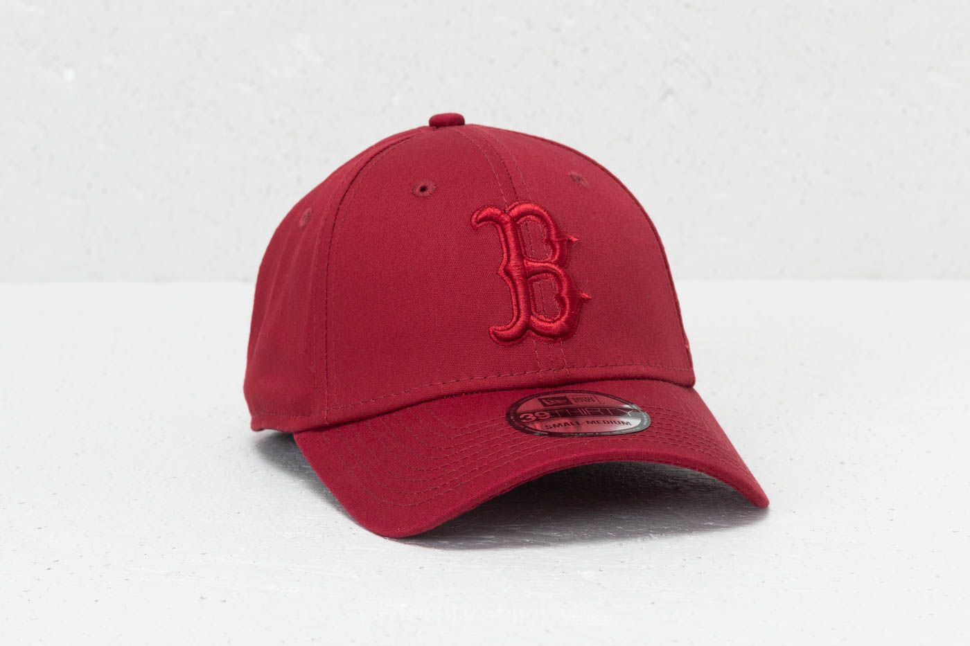 New Era 39Thirty MLB League Essential Boston Red Sox Cap Cardinal at a  great price 19 7c716b738c5db