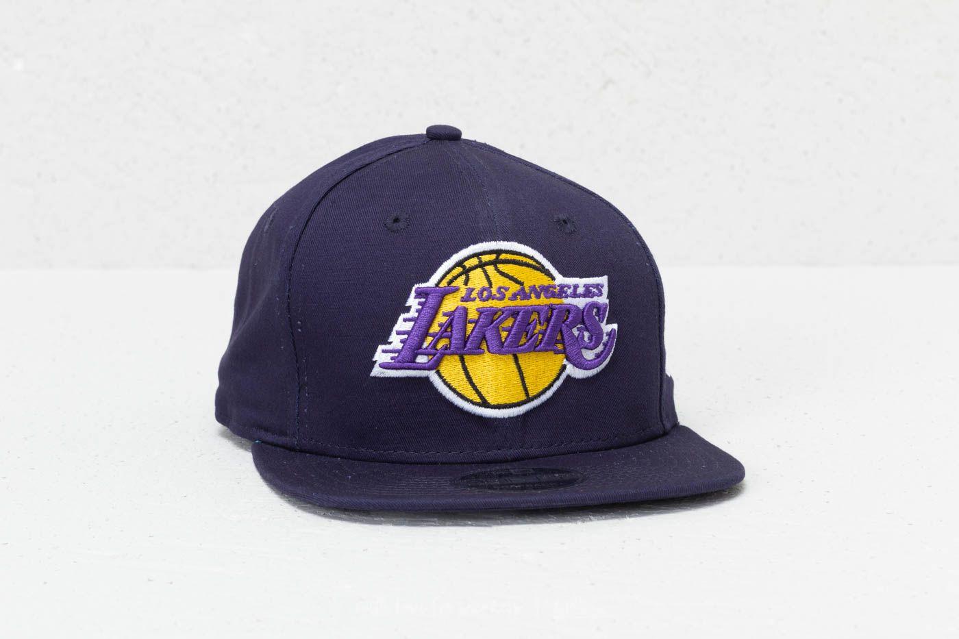 New Era 9Fifty NBA Original Fit Los Angeles Dodgers Cap Navy
