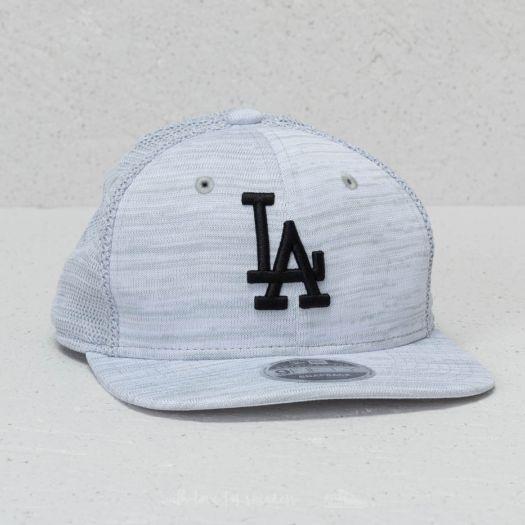 New Era 9Fifty MLB Original Engineered Fit Los Angeles Dodgers Cap Heather  Grey 795690a02a5