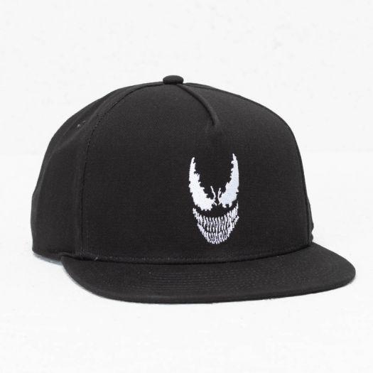 Vans Venom Snapback (Marvel) Black  5287f34d0a9e