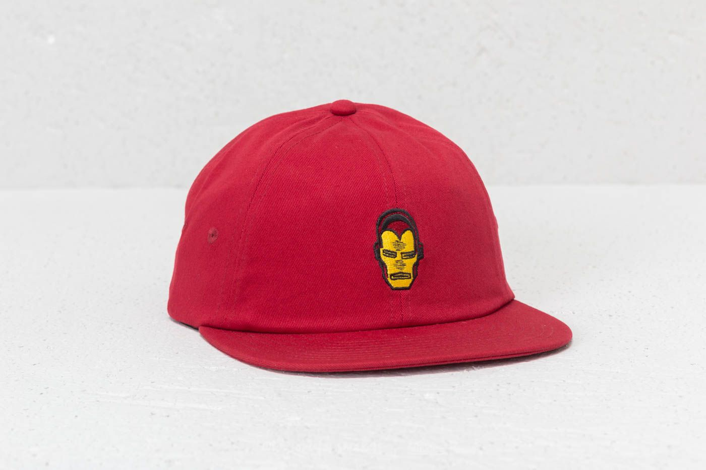 549239a0968 Vans Strapback (Marvel) Chili Pepper at a great price  18 buy at Footshop
