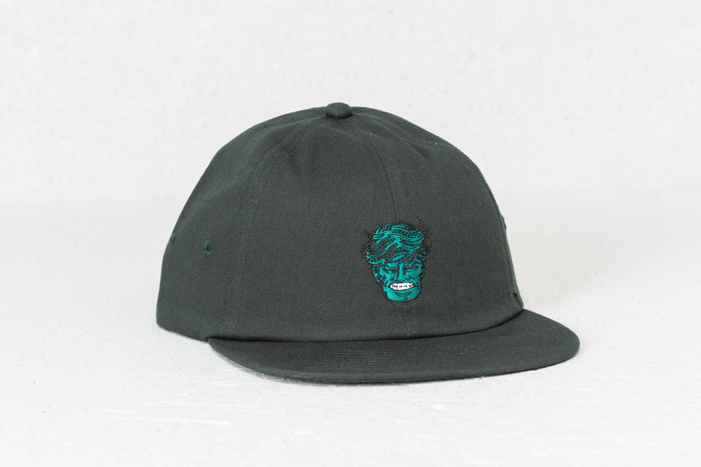 327db7af573 Vans Cap (Marvel) Darkest Spruce