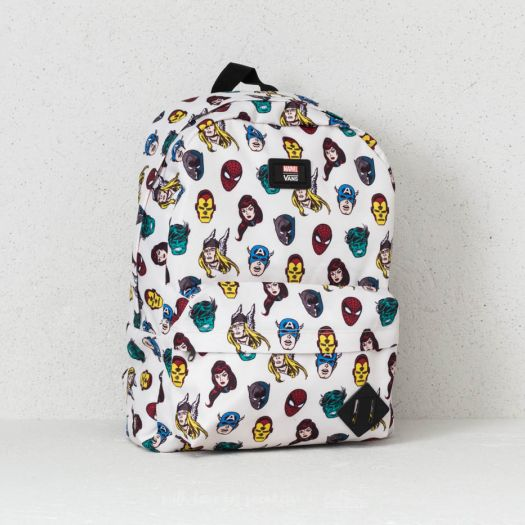 Vans Old Skool II Backpack (Marvel) Multicolor | Footshop
