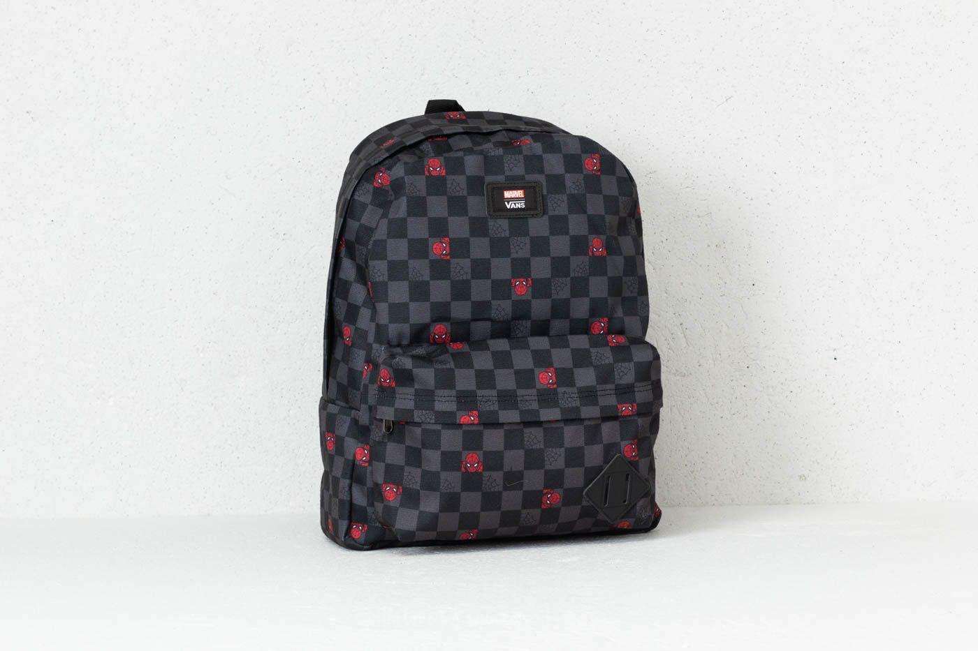 efc09a929c2 Vans Old Skool II Backpack (Marvel) Black