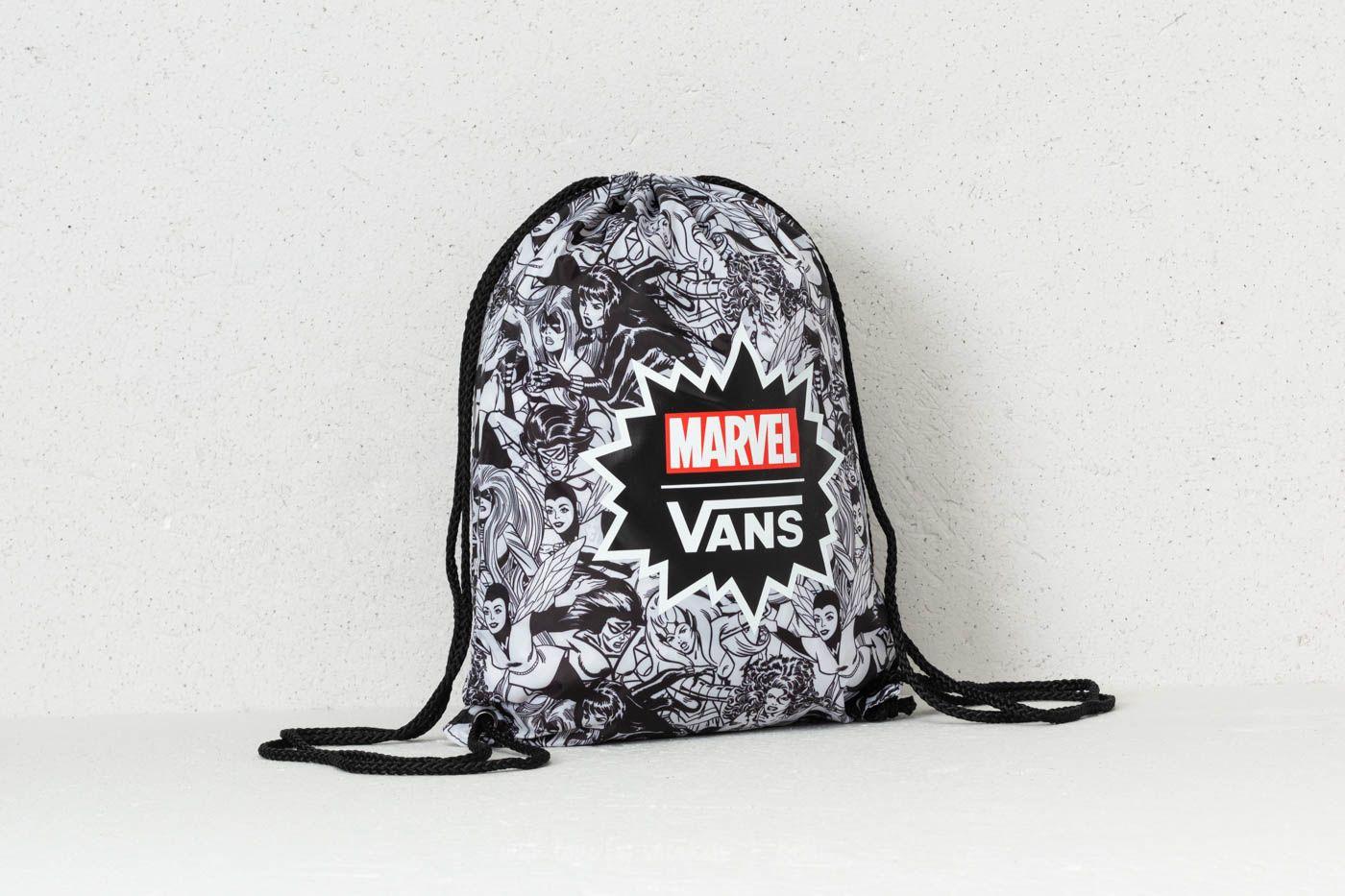 72c527849d Vans Benched Bag (Marvel) Black