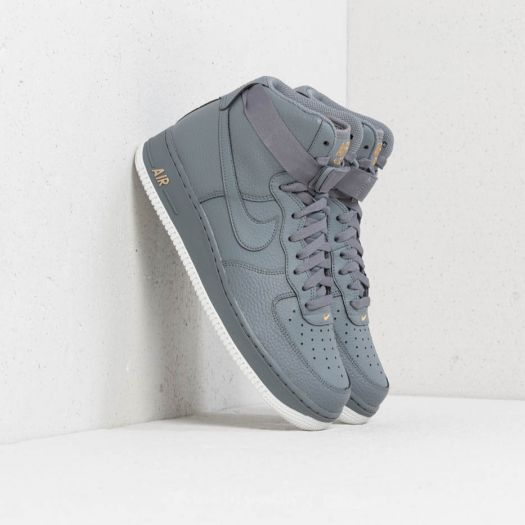 100% authentic 60e6e aa4a7 Nike Air Force 1 High ´07 Cool Grey/ Cool Grey | Footshop
