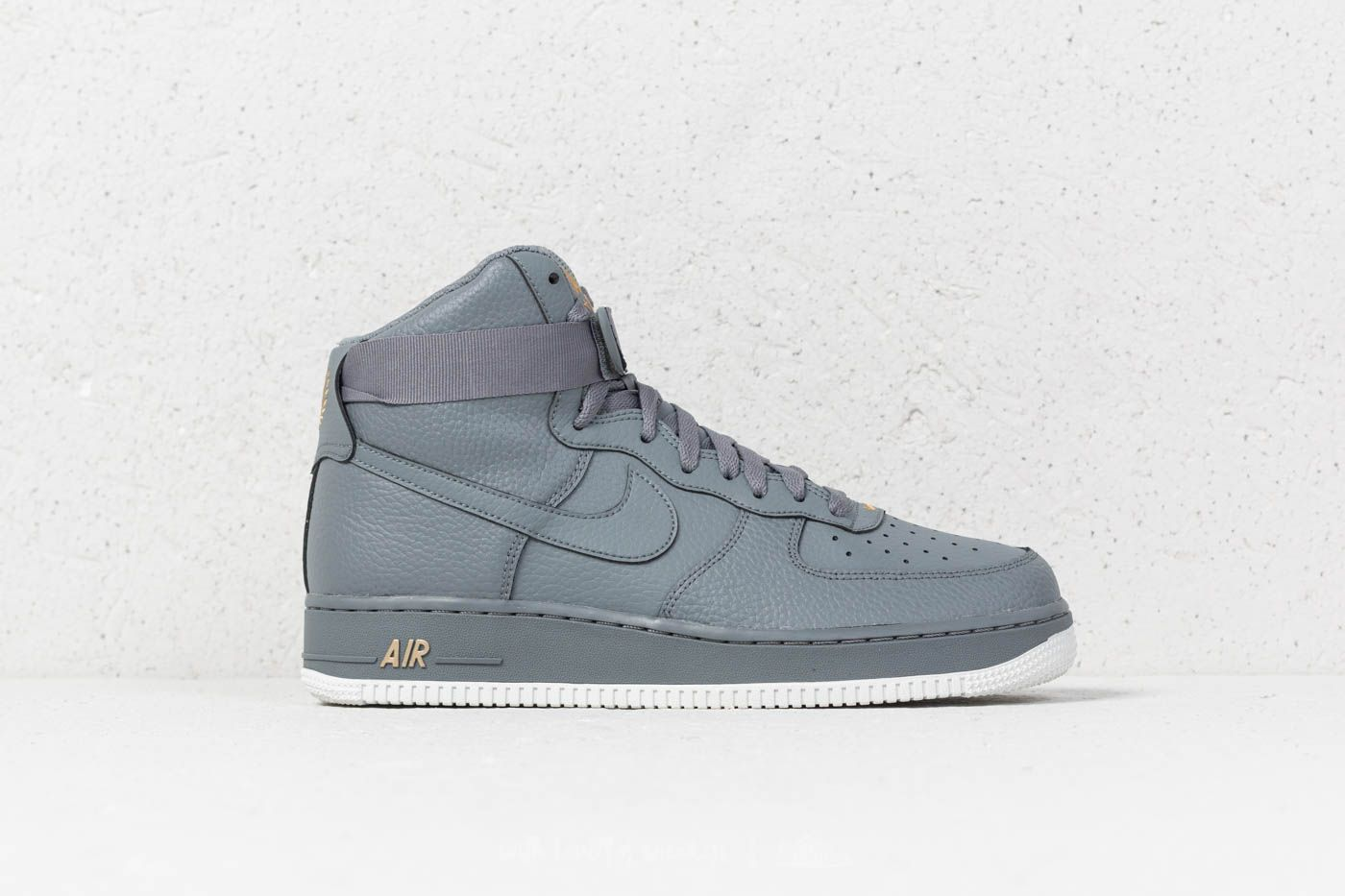 newest collection d9244 d0713 Nike Air Force 1 High ´07 Cool Grey Cool Grey at a great price