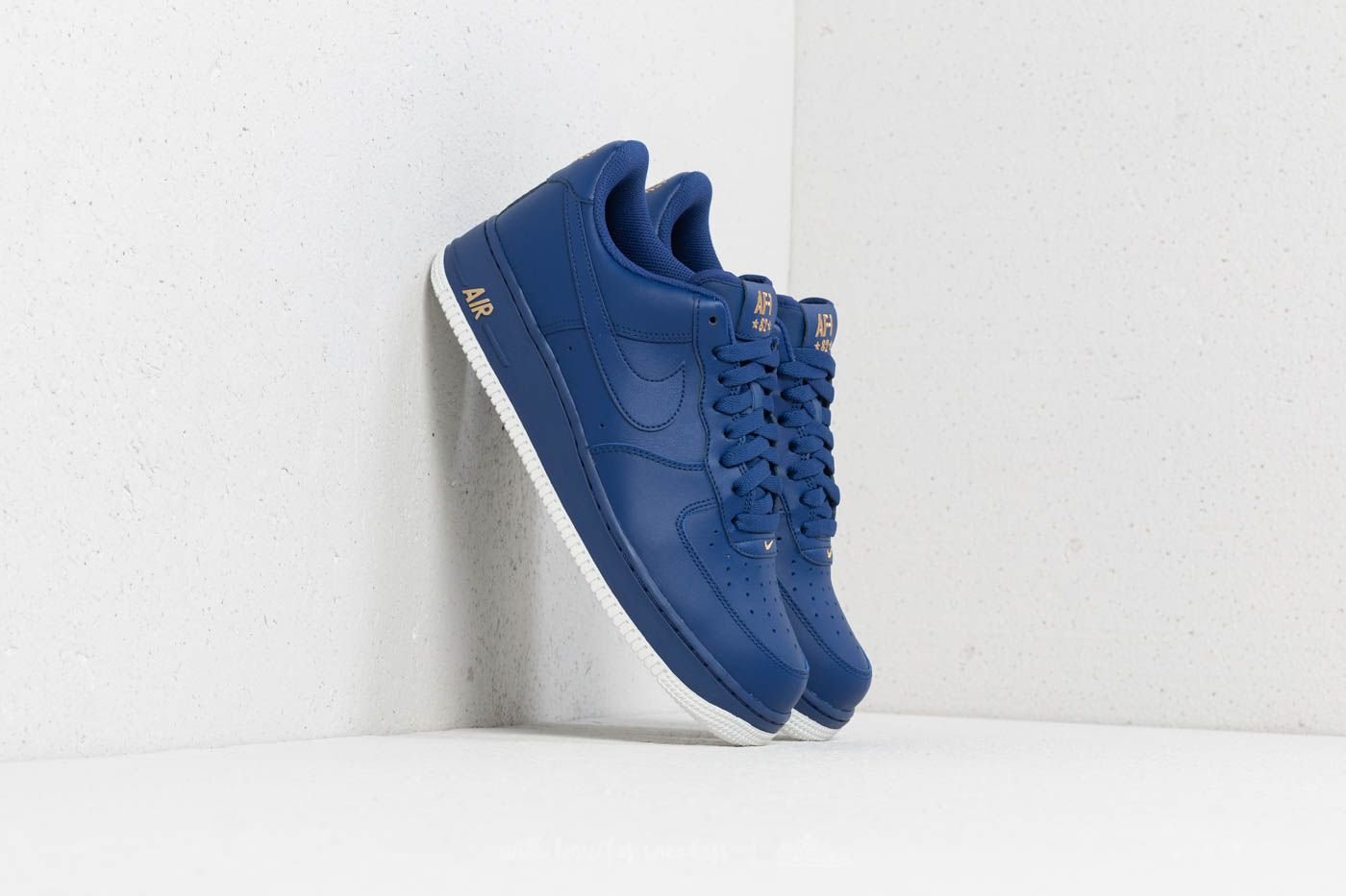 a84f4de3274 Nike Air Force 1  07 Deep Royal Blue