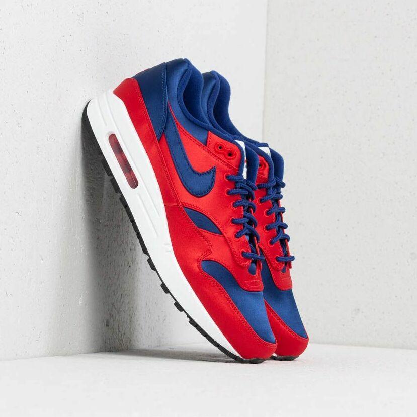Nike Air Max 1 SE University Red/ Deep Royal Blue EUR 42.5