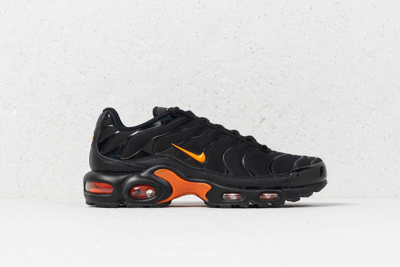 shoes Nike Air Max Plus TN SE Black