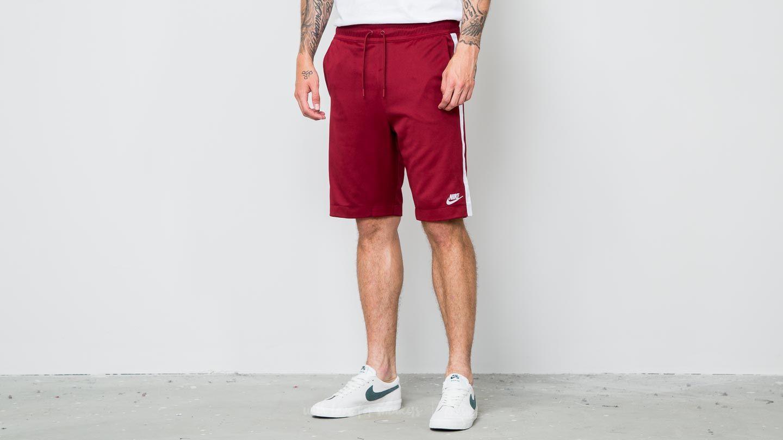 Nike Sportswear Tribute Short Team Red White   Footshop