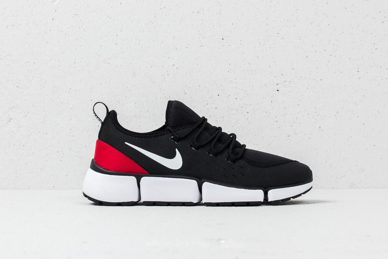Nike Pocket Fly DM Black  White-Varsity Red at a great price 110 € 2e1b273c6