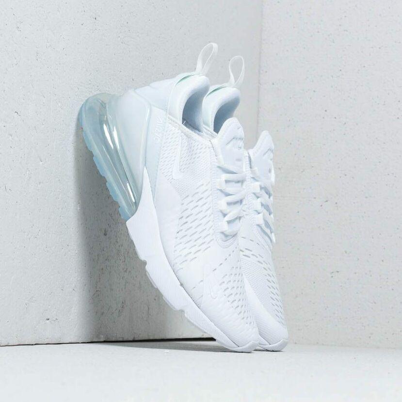 Nike W Air Max 270 White/ White-White EUR 38
