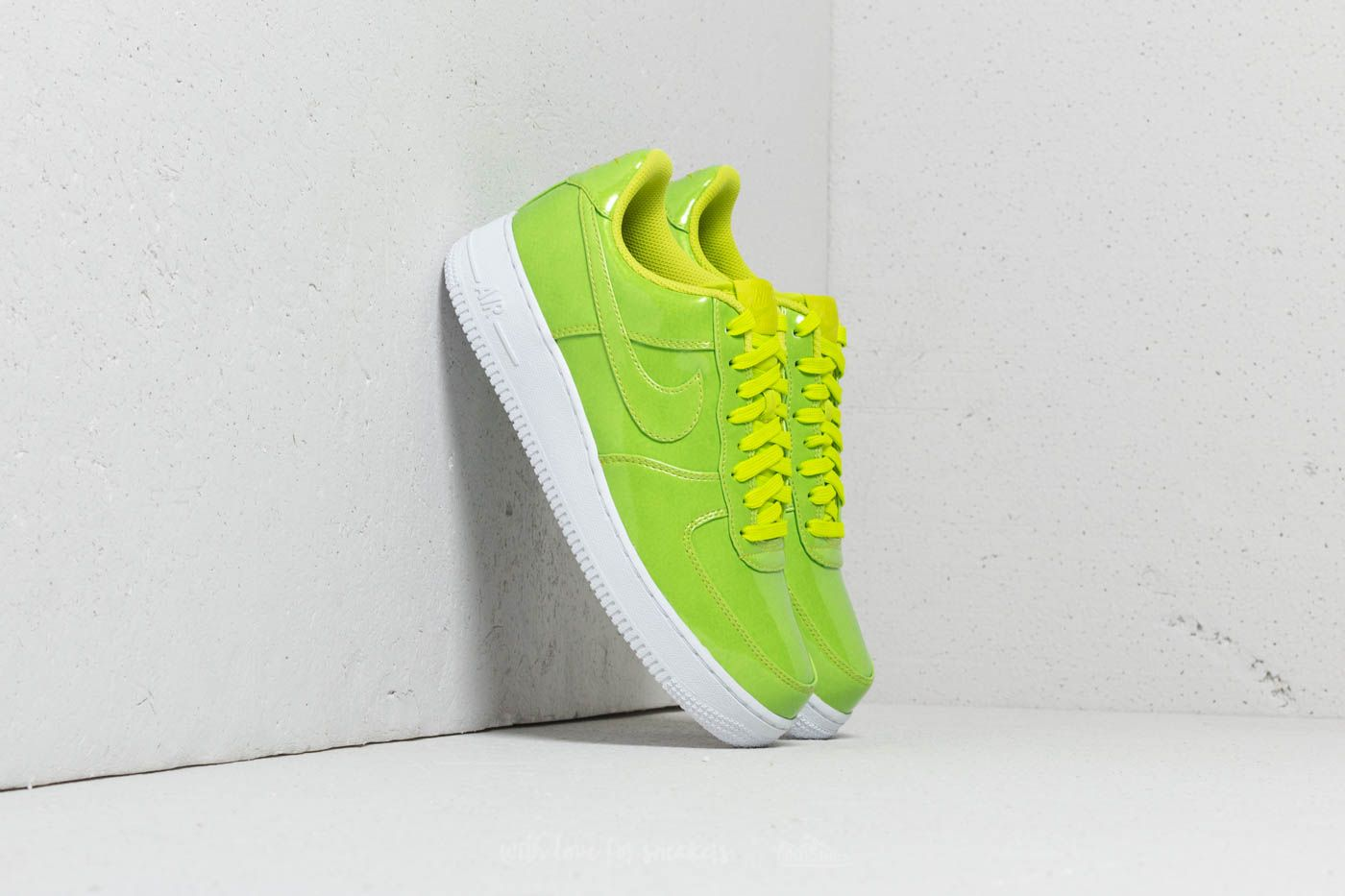 size 40 7c7d5 4caf1 Nike Air Force 1 '07 LV8 UV Cyber/ Cyber-White | Footshop