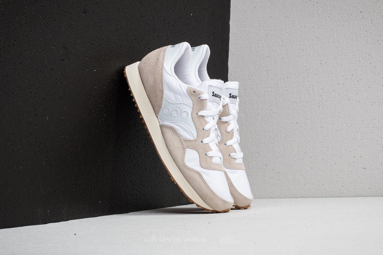 Saucony DXN Trainer Vintage White/ Gum za skvělou cenu 1 380 Kč koupíte na Footshop.cz