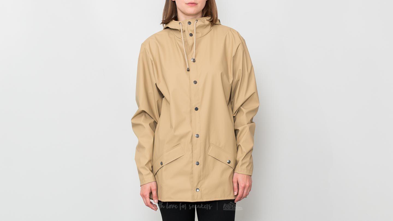 Rains Jacket Sand za skvělou cenu 2 090 Kč koupíte na Footshop.cz
